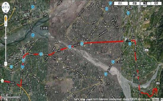 海丰公路规划设计图