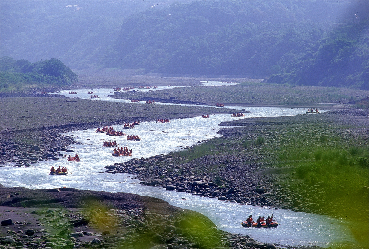 River Rafting Route-1