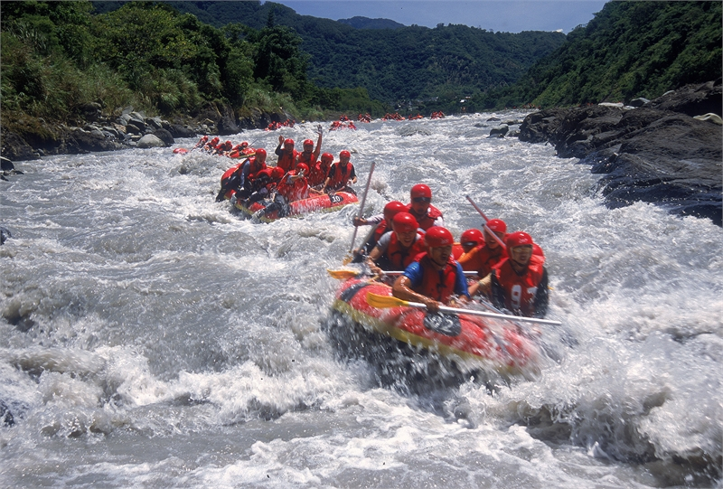 River Rafting Route-3
