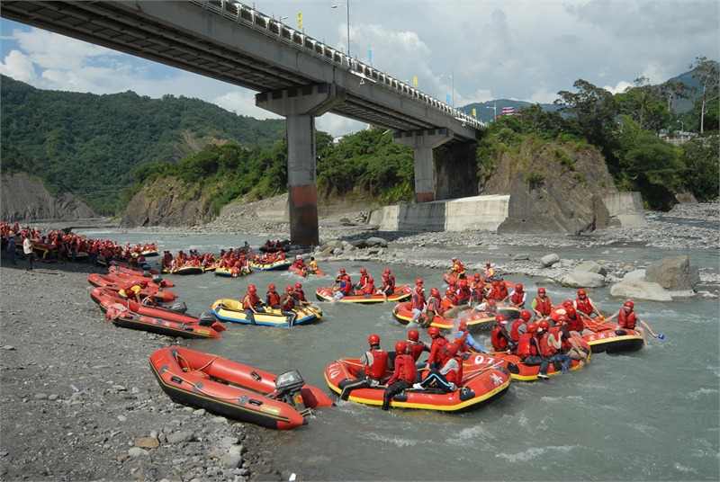 River Rafting Route-4