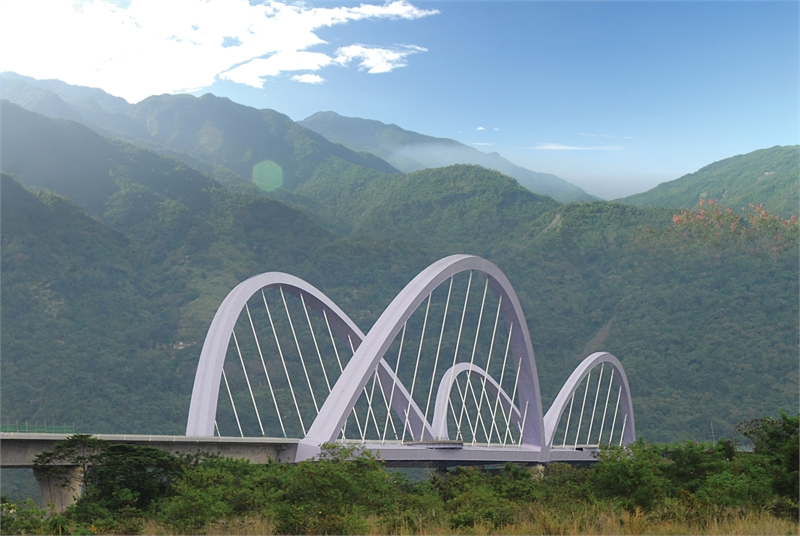 Xinwei Scenic Bridge